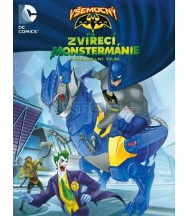 Všemocný Batman: Zvířecí Monstermánie (Batman Unlimited: Animal Monstermania) DVD