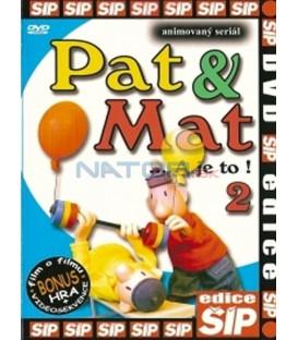 Pat a Mat 2 ...A je to! DVD