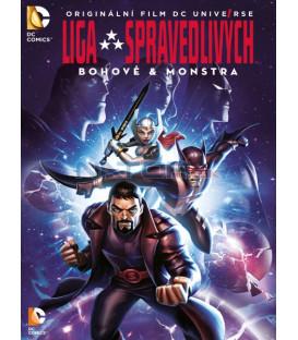 Liga spravedlivých: Bohové & monstra (Justice League: Gods & Monsters) DVD