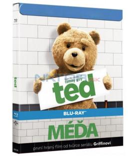 Méďa / Macík / 2012 - Blu-ray  (nový vizuál 2015) STEELBOOK
