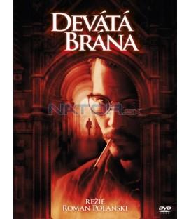 Devátá brána (The Ninth Gate) DVD