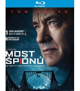 Most špiónů (Bridge of Spies) Blu-ray červený AMARAY