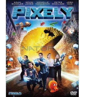 Pixely (Pixely) DVD