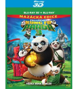 KUNG FU PANDA 3 - Blu-ray 3D + 2D