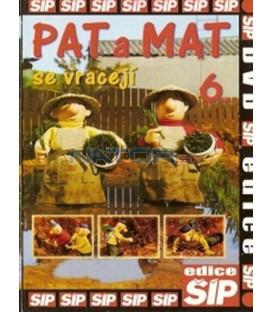 Pat a Mat se vracejí 6. ...a je to! DVD