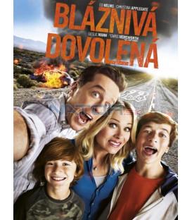 Bláznivá dovolená / Griswoldovci / (Vacation) 2015 DVD