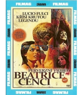 Perverzní příběh Beatrice Cenci DVD (Beatrice Cenci)