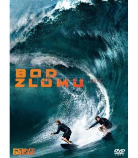 BOD ZLOMU (Point Break) 2015 DVD
