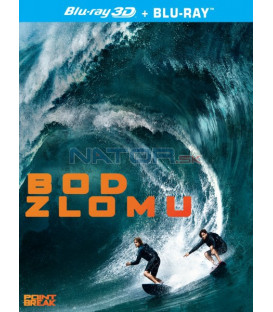 BOD ZLOMU (Point Break) 2015 Blu-ray 3D + 2D