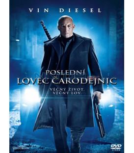 POSLEDNÍ LOVEC ČARODĚJNIC (The Last Witch Hunter) DVD