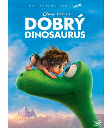 Hodný dinosaurus (The Good Dinosaur) DVD SK/CZ dabing