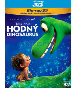 Hodný dinosaurus (The Good Dinosaur) Blu-ray 3D + 2D