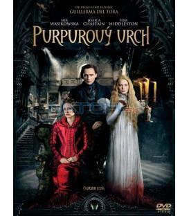 Purpurový vrch (Crimson Peak) DVD
