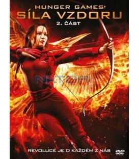 Hunger Games: Síla vzdoru 2. část (Drozdajka 2) (The Hunger Games: Mockingjay - Part 2) DVD