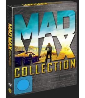 Šílený Max Antologie 1-4  5DVD  (Mad Max Anthology) DVD