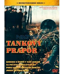 Tankový prapor (remasterovaná verze) DVD