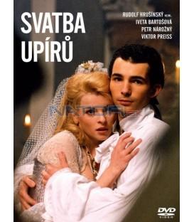 Svatba upírů DVD