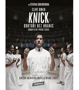 Knick: Doktoři bez hranic 1. série (The Knick Season 1) 4DVD