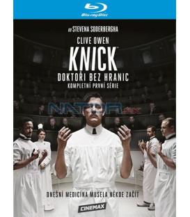 Knick: Doktoři bez hranic 1. série (The Knick Season 1) 4Blu-ray