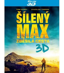 ŠÍLENÝ MAX 4: Zběsilá cesta (MAD MAX: Fury Road) Blu-ray 3D + 2D