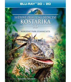 Světové přírodní dědictví: Kostarika - Národní park Guanacaste (Blu-ray 3D)