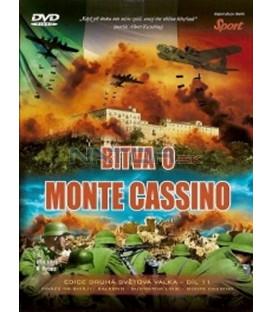 Bitva o Monte Cassino (La segunda guerra mundial: De Sicilia a Montecassino)