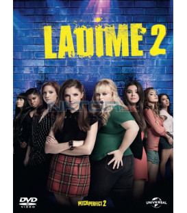 LADÍME 2 (Pitch Perfect 2) - DVD