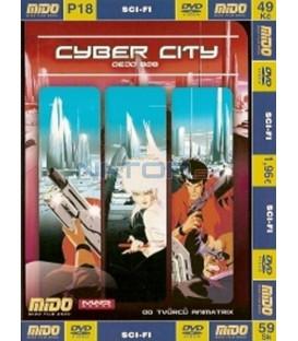 Cyber City Oedo 808 DVD