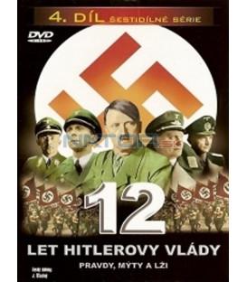 12 let Hitlerovy vlády, 4. díl (12 Years Without Pity) DVD