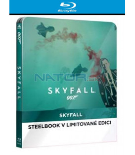 BOND - SKYFALL - Blu-ray STEELBOOK