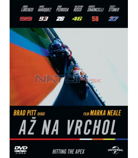 Až na vrchol (Hitting The Apex) DVD
