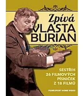 Zpívá Vlasta Burian DVD