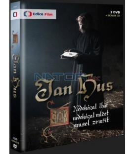 JAN HUS - 3 DVD