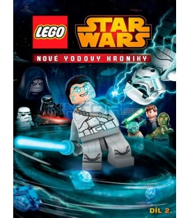 Lego Star Wars: Nové Yodovy kroniky 2  (Lego Star Wars: The New Yoda Chronicles: Volume 2) DVD