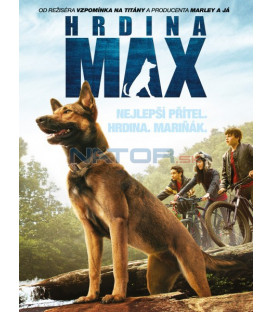 Hrdina Max (Max) DVD