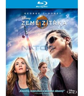 Země zítřka (Tomorrowland) Blu-ray