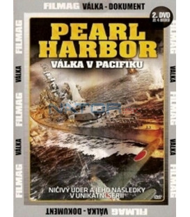 Pearl Harbor - Válka v Pacifiku 2. DVD (Pearl Harbor 65th Anniversary Edition)