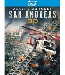San Andreas 2Blu-ray 3D+2D