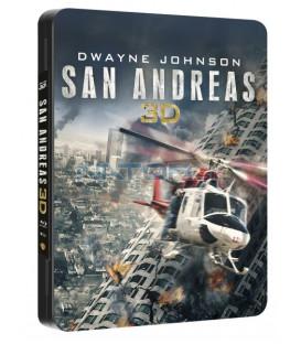 San Andreas 2Blu-ray 3D+2D futurepak