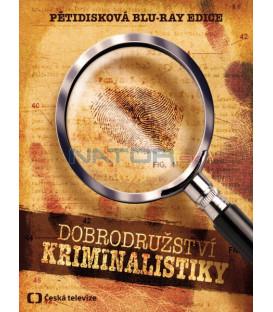Dobrodružství kriminalistiky kolekce 5Blu-ray - remasterovaná verze