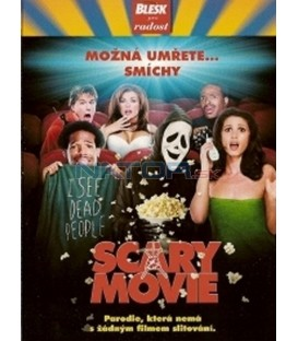 Scary Movie Děsnej biják (Scary Movie) DVD