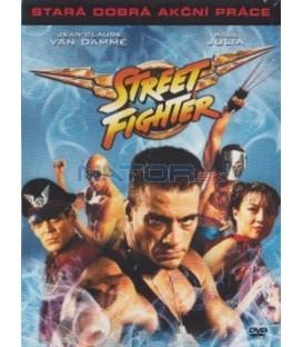 Street Fighter DVD