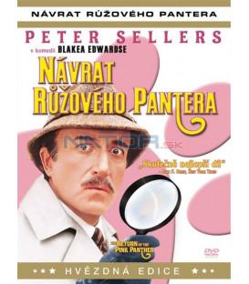 Návrat Růžového Pantera (The Return of the Pink Panther) DVD
