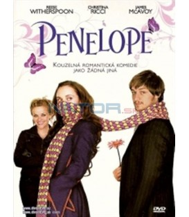Penelope DVD
