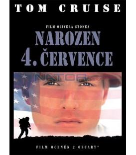 Narozen 4. července (Born On The 4th Of July) DVD