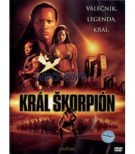 Král Škorpion (The Scorpion King) DVD