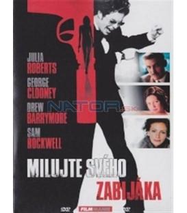 Milujte svého zabijáka (Confessions of a Dangerous Mind) DVD