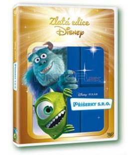 Příšerky s.r.o. (Monsters Inc.) DVD