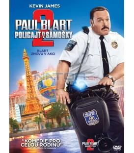 Policajt ze sámošky 2 (Paul Blart: Mall Cop 2) DVD