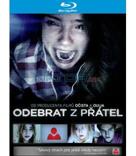 Odebrat z přátel (Cybernatural) Blu-ray